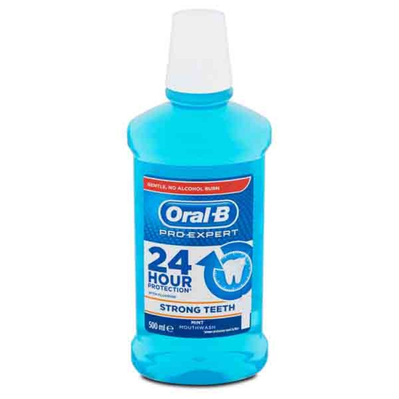 Wholesale Oral-B Pro-Expert Strong Mouthwash 500ml_3