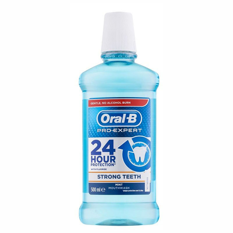 Wholesale oral-b pro-expert strong mouthwash 500ml