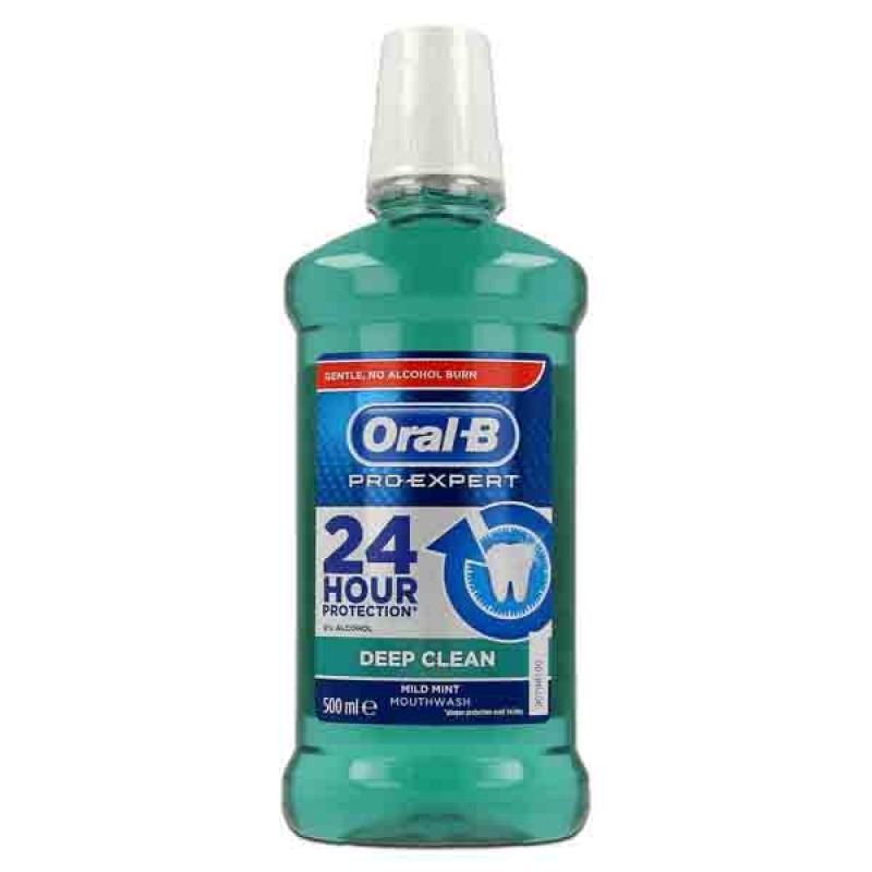 Wholesale Oral-B Pro Expert Deep Clean Mouthwash 500ml_2
