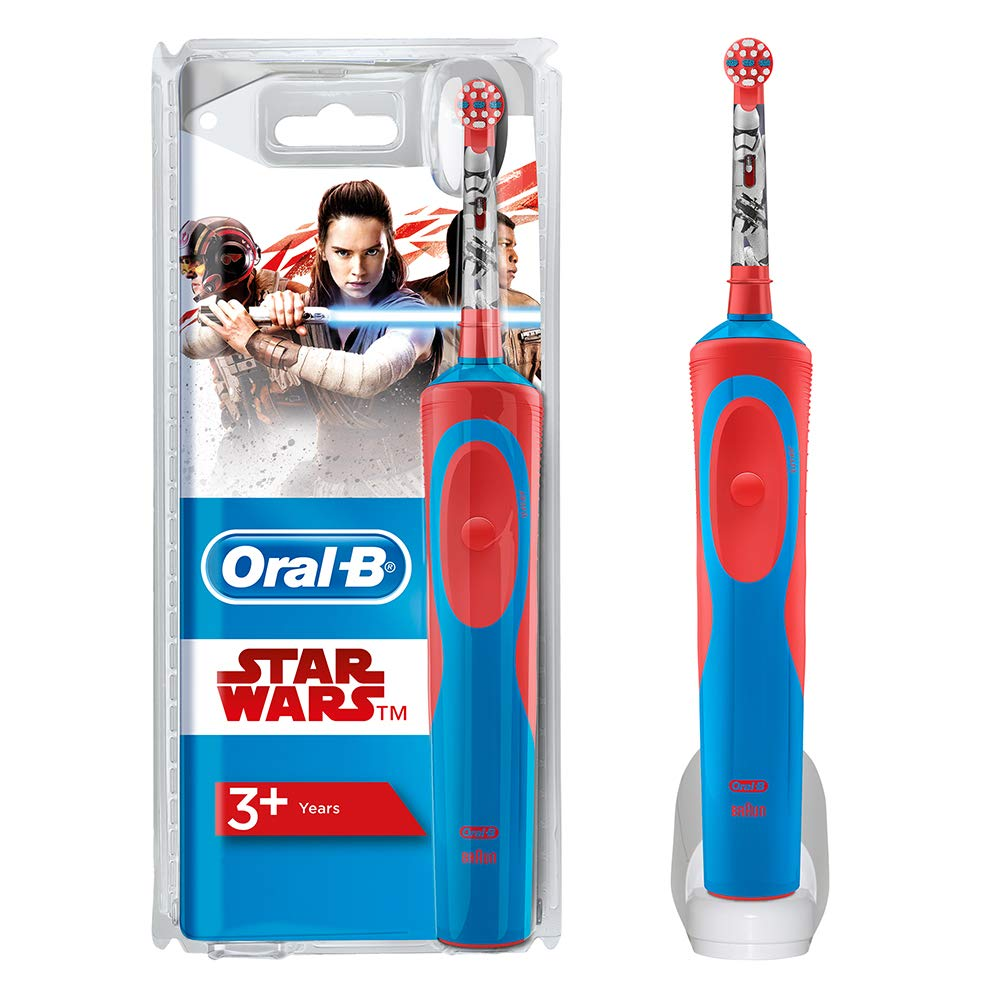 Wholesale Oral-B Kids Electric Rechargeable Toothbrush Star Wars 6  years_2