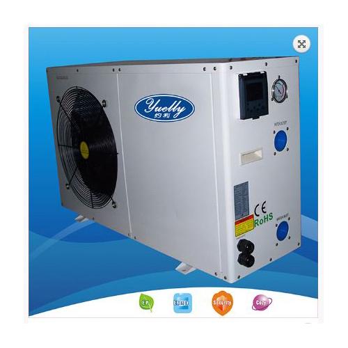 B - horizontal (swimming pool heat pump s)