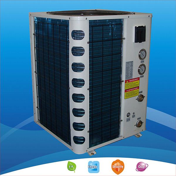 A - vertical (swimming pool heat pump s)
