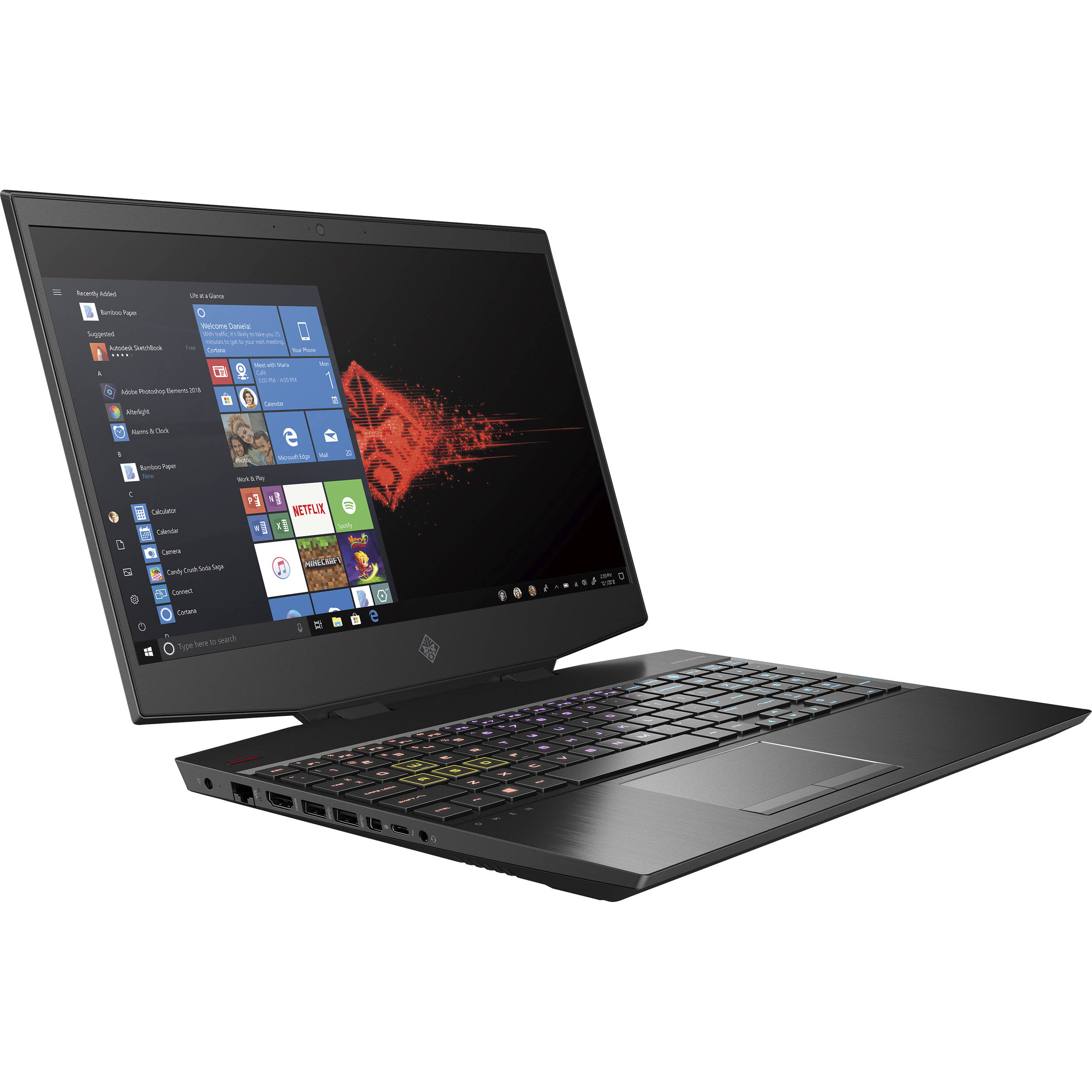 Wholesale HP OMEN 15-EK023 GAMING Core™ i7 10750H_4