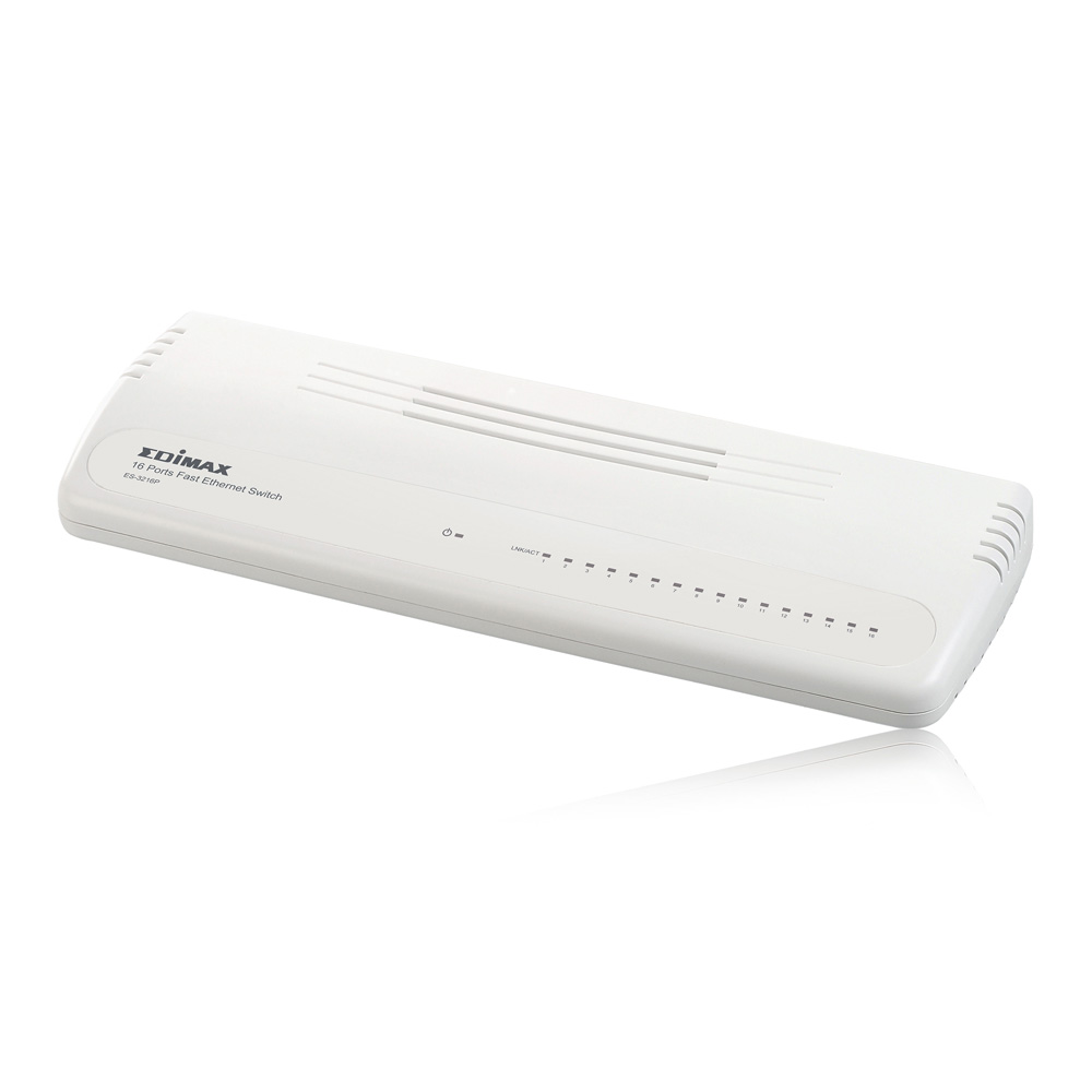 WHOLESALE EDIMAX SWITCH: FAST ETHERNET 16 PORTS DESKTOP SWITCH---REPLACEMENT OF EDES-3116P_2