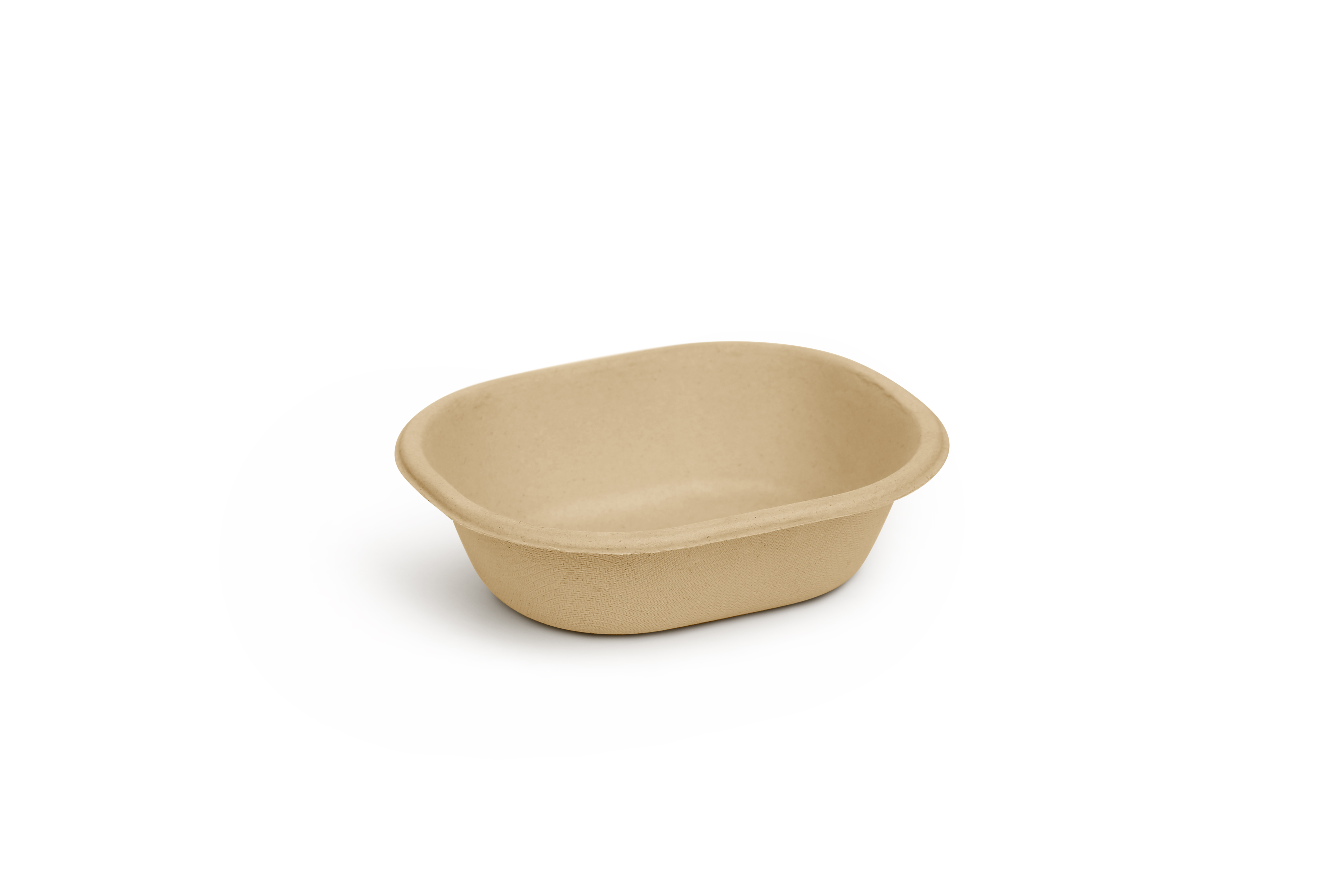 Back to nature 1000 pieces 250 ml bowl bagasse biodegradable