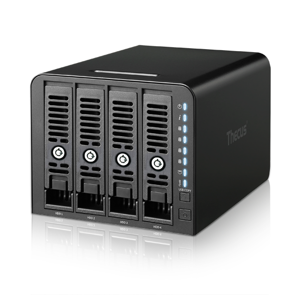 Wholesale 4-bay soho nas : marvell armada 388 dual core 1.8 ghz soc,1gb ddr4 on board, 1 x giga port, usb 3.0 port x2 (rear)