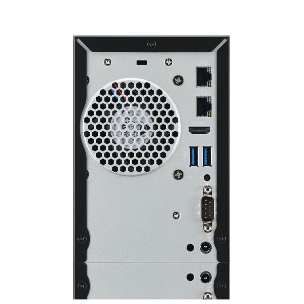 WHOLESALE 2-BAY SOHO NAS : INTEL CELERON PROCESSOR N3050 (2.16 GHZ DUAL CORE),2GB DDR3 SDRAM, USB 2.0 X 2, USB 3.0 X 1, HDMIX 1, VGA X 1_3