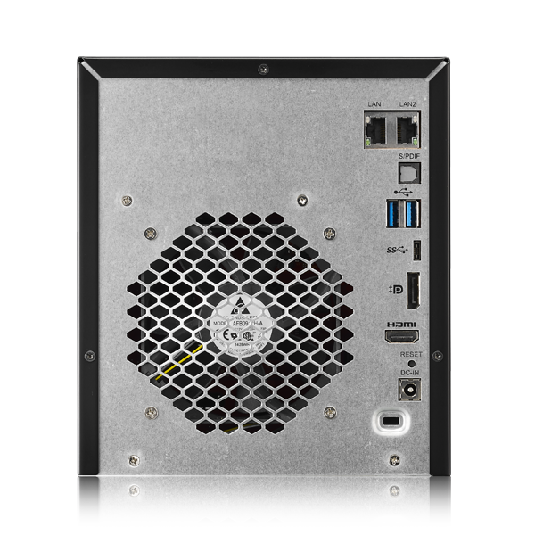Wholesale 4-BAY SOHO/SMB NAS : INTEL CELERON N3160 (1.6 BURST UPTO 2.08 GHZ QUAD CORE),4GB DDR3 SDRAM,USB 2.0 X 2 ,USB 3.0 X 1 ,HDMI  X 1_3