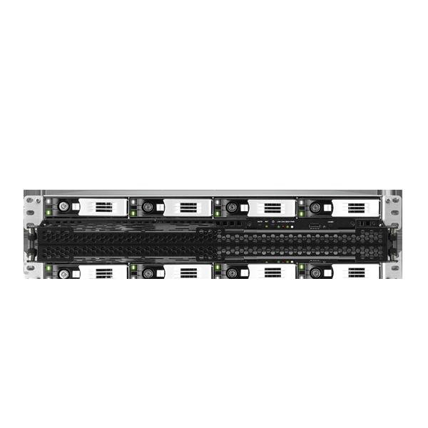 Wholesale 1U RACKMOUNT NAS:Intel® Skylake Xeon E3-1225 v5 3.30 GHz Quad Core,8 GB DDR4,  Gigabit RJ-45x2,HDMI x1_3