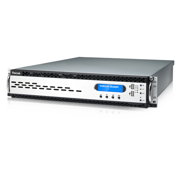 Wholesale 12-BAY 2U RACKMOUNT NAS : INTEL ZEON E3-1231 V3 3.4GHZ   INTEL C224 CHIPSET, 16GB DDR3 SDRAM,USB 2.0 X 4,USB 3.0 X2,REDUNDANT PSU WITH FREE ACRONIS (5U)_2