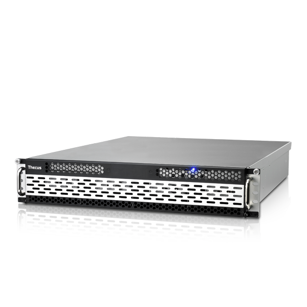 Wholesale 8-bay 2u rackmount nas: intel core i3 3.3ghz dual core, 8g ddr3 sdram,usb 2.0 x 6,usb 3.0 x2,hdmi  x 1 without windows license