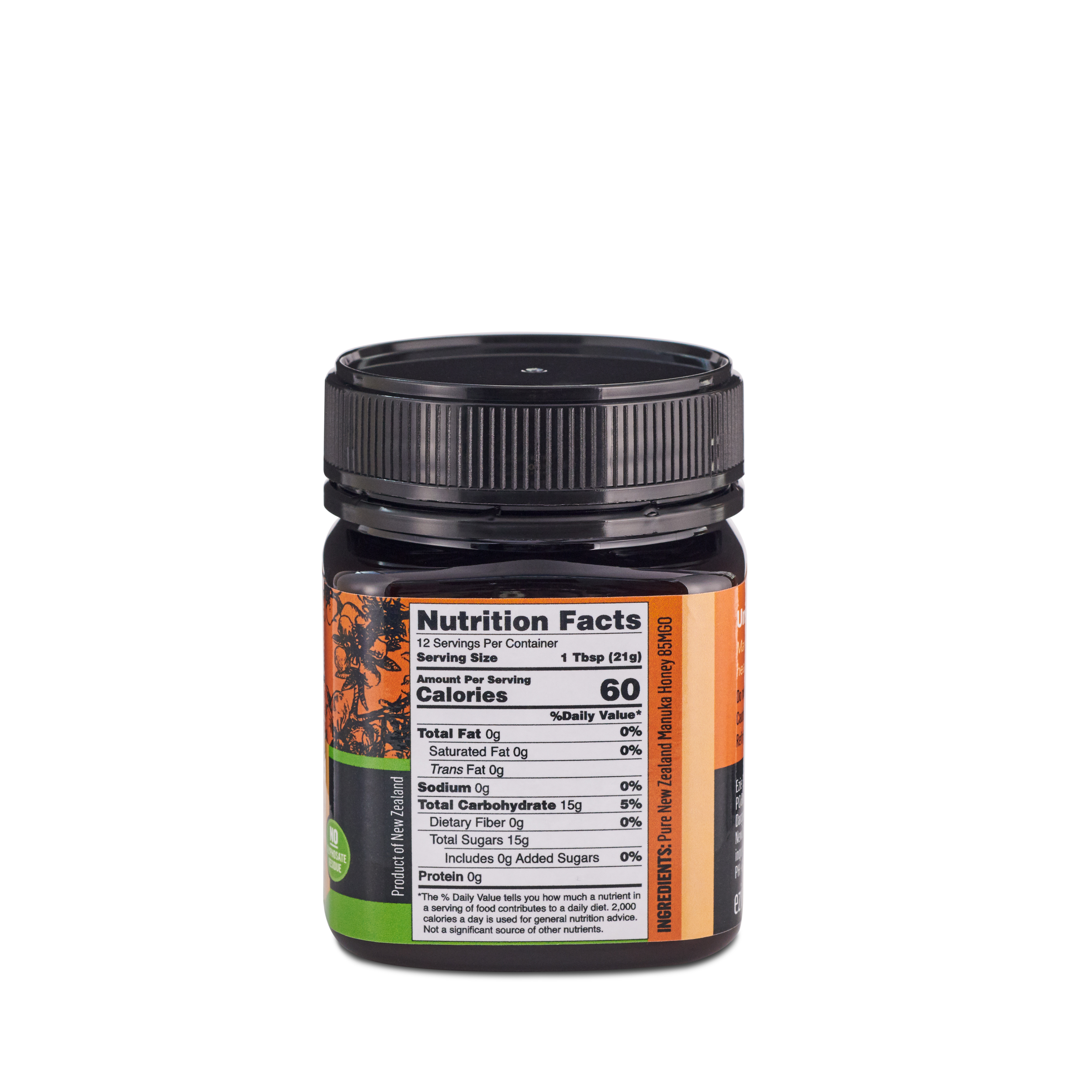 Manuka Honey 85MGO 250g_5
