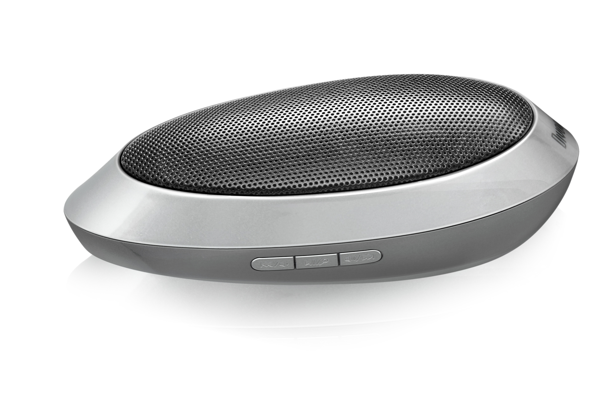 WHOLESALE PORTABLE SPEAKER : ITOUR WOW WHITE SD Card support-FM Radio function-Li-on battery_2