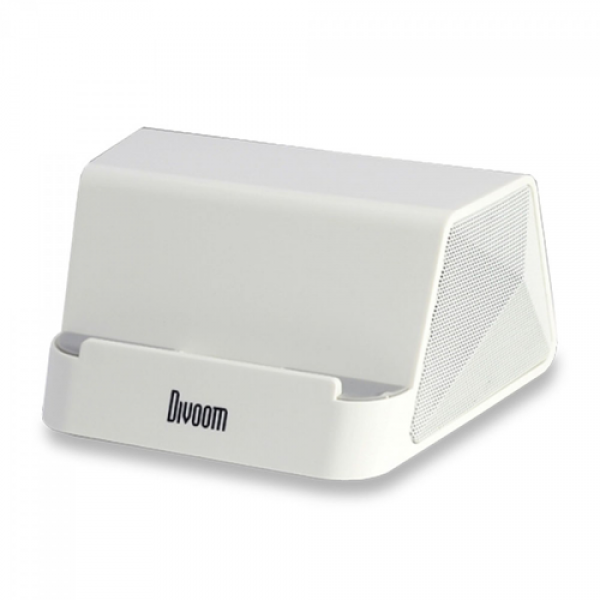 WHOLESALE DIVOOM PORTABLE SPEAKER : IFIT-2 WHITE -UNIVERSAL AUDIO STAND- RECHARGABLE BATTERY_2
