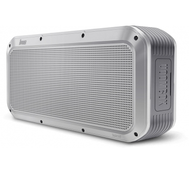 WHOLESALE DIVOOM LIFESTYLE SPEAKER: VOOMBOX PARTY SILVER, RMS 20W, NFC, WATER-RESISTANT_2