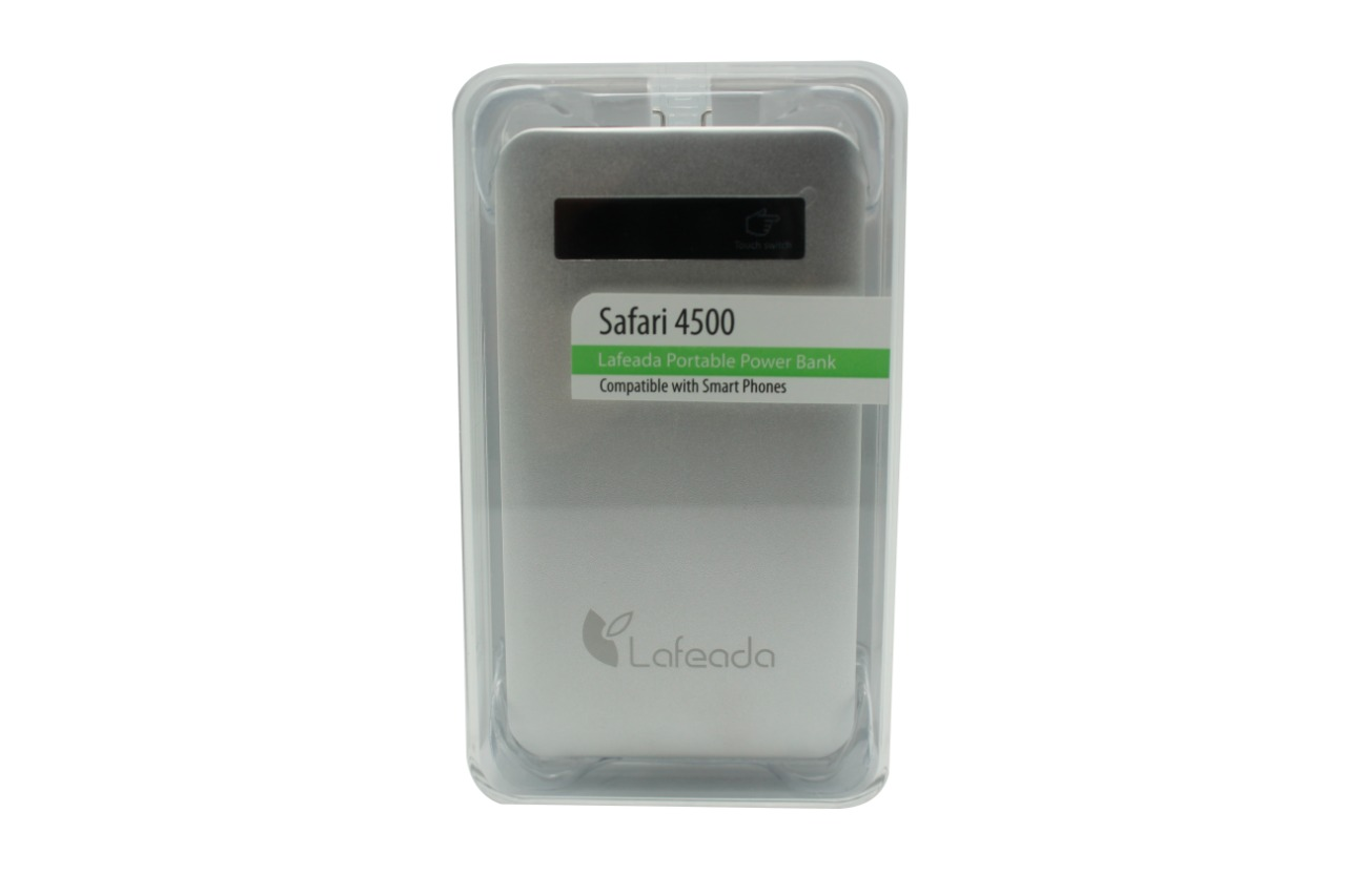 WHOLESALE POWER PACK : SAFARI-4500 UNIVERSAL POWER PACK SILVER_2