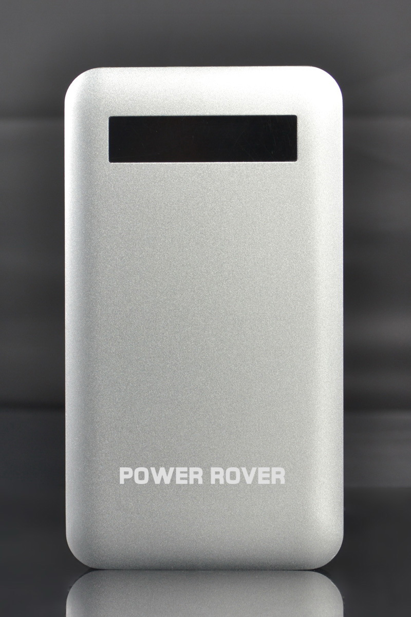 Wholesale power pack : safari-8000 universal power pack silver