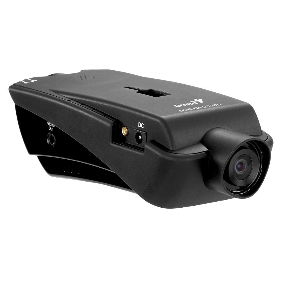 Wholesale vehicle recorder : dvr-gps300d bk dual vga
