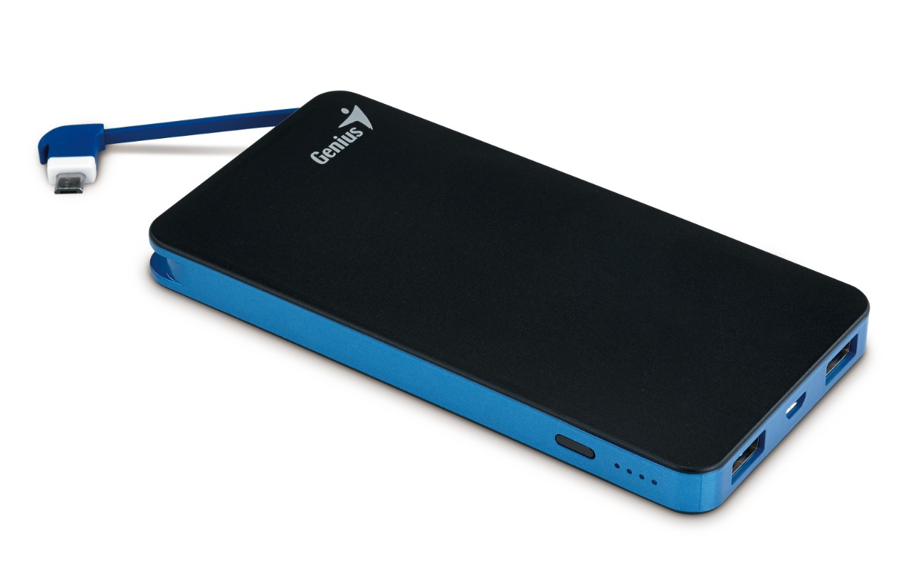 WHOLESALE POWER PACK : ECO-U821, 8000MAH, BLACK, BUILT IN MICRO USB CABLE, 4 LED INDICATOR_2