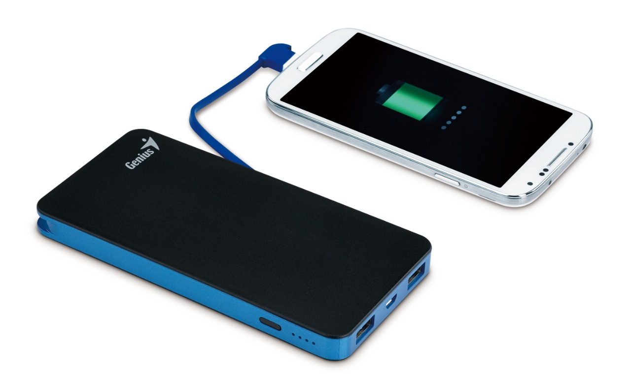 WHOLESALE POWER PACK : ECO-U821, 8000MAH, BLACK, BUILT IN MICRO USB CABLE, 4 LED INDICATOR_3