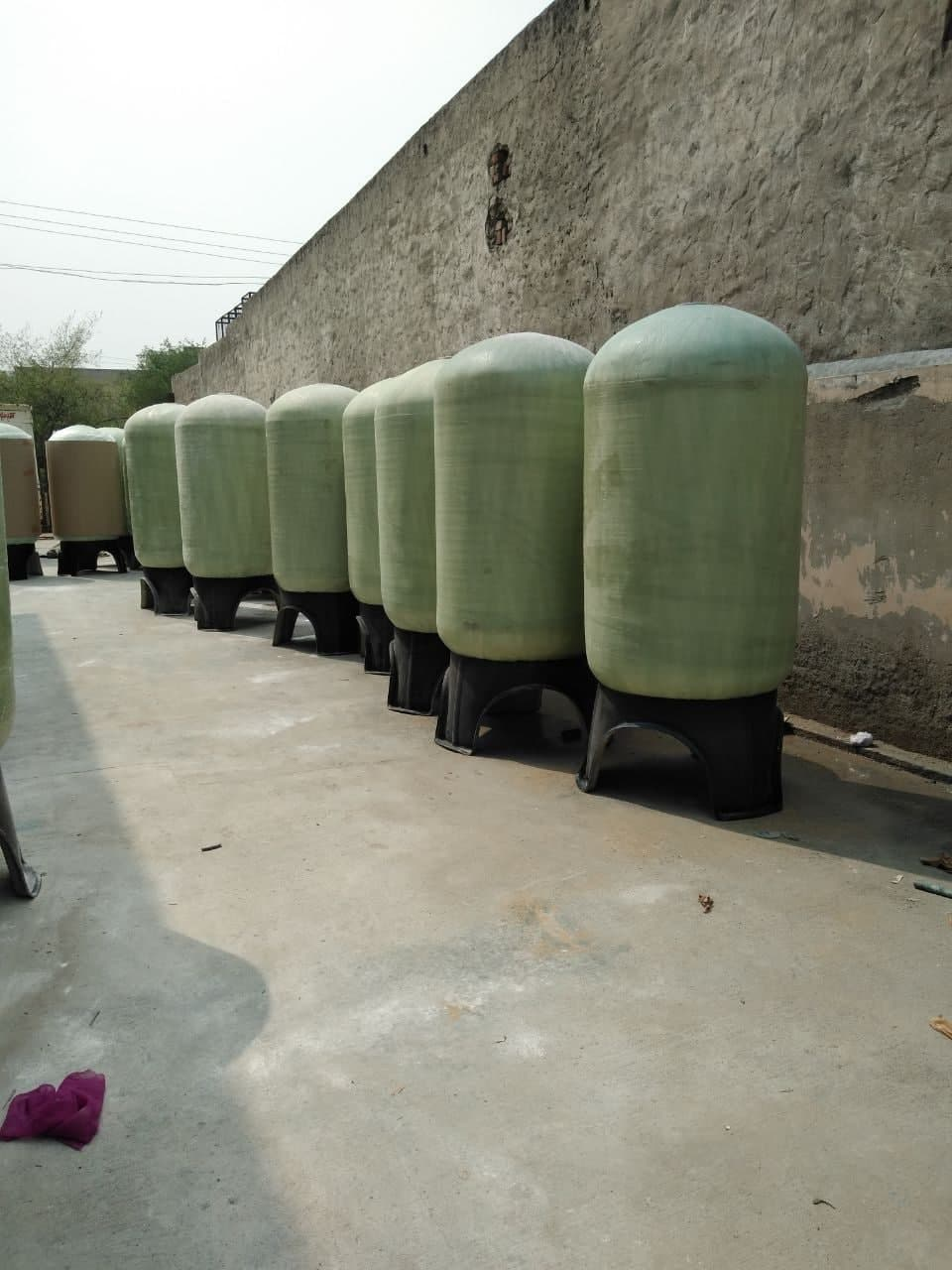 Top quality frp vessels manufacturer(36 inch x 72 inch)