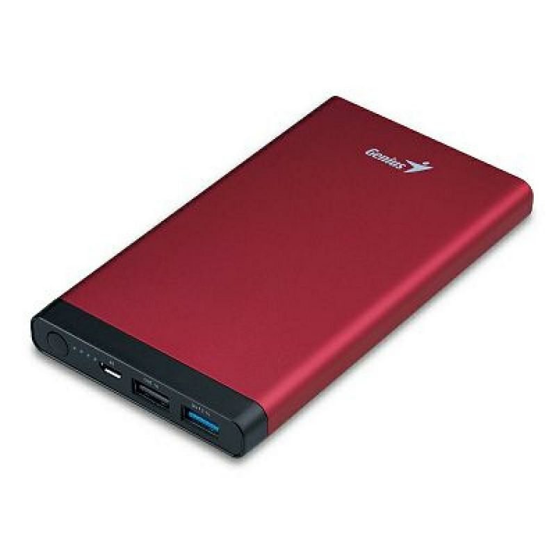 Wholesale power pack : eco-u1027, 10000mah, red, universal portable battery