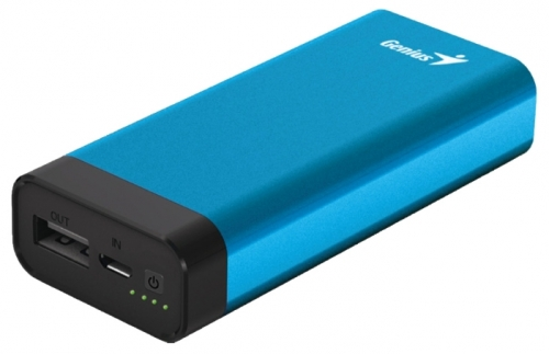 Wholesale power pack : eco-u527, 5200mah, blue, universal portable battery
