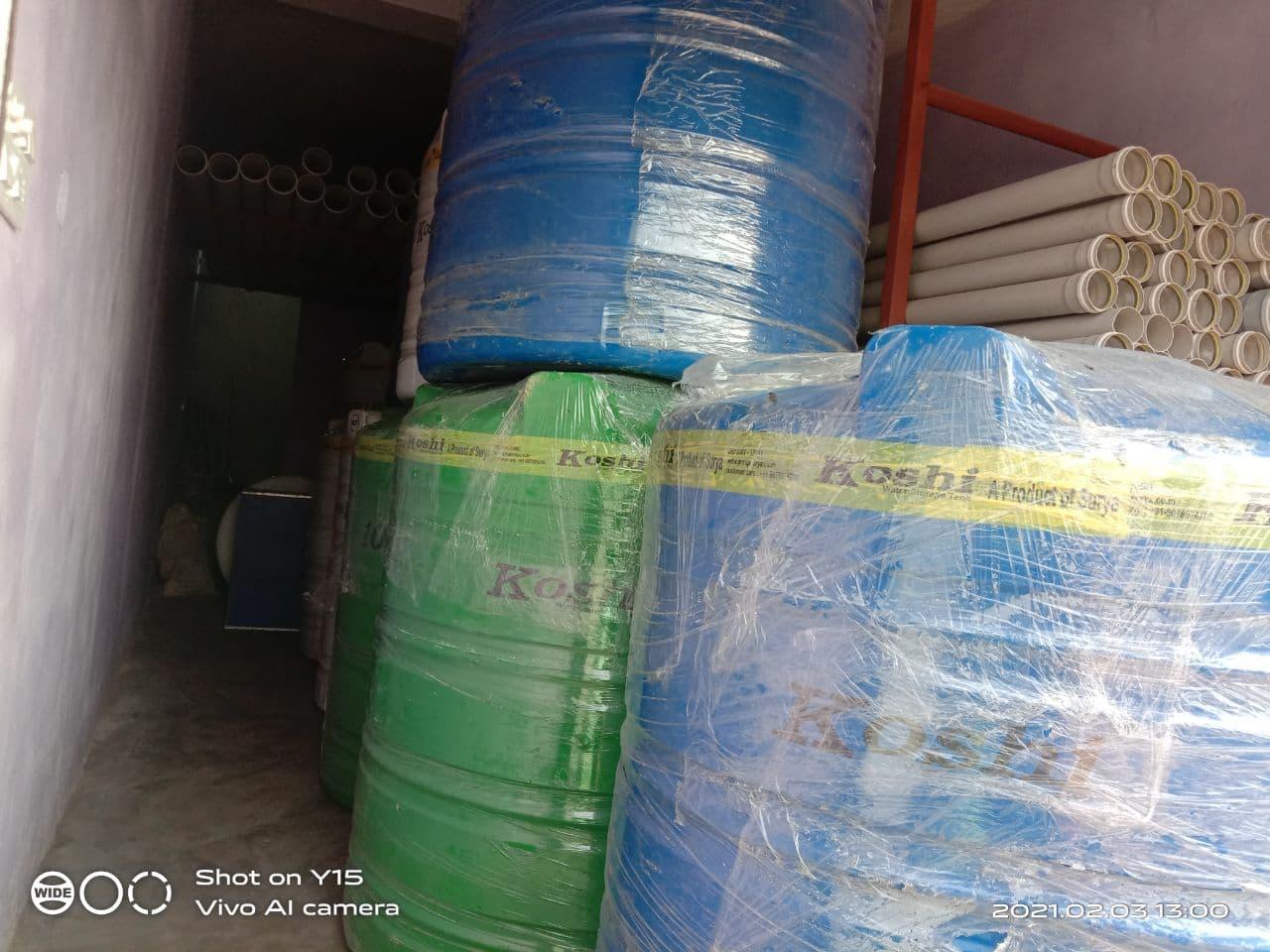 KoshiPlast Water Storage Tanks Manufacturer (1000 ltr)_6