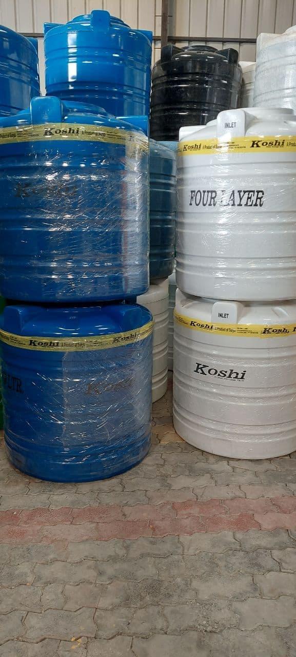 KoshiPlast Water Storage Tanks Manufacturer (1000 ltr)_4