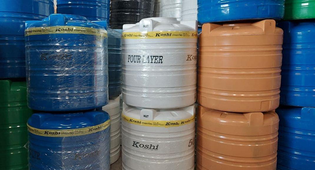 KoshiPlast Water Storage Tanks Manufacturer (5000 ltr)_3