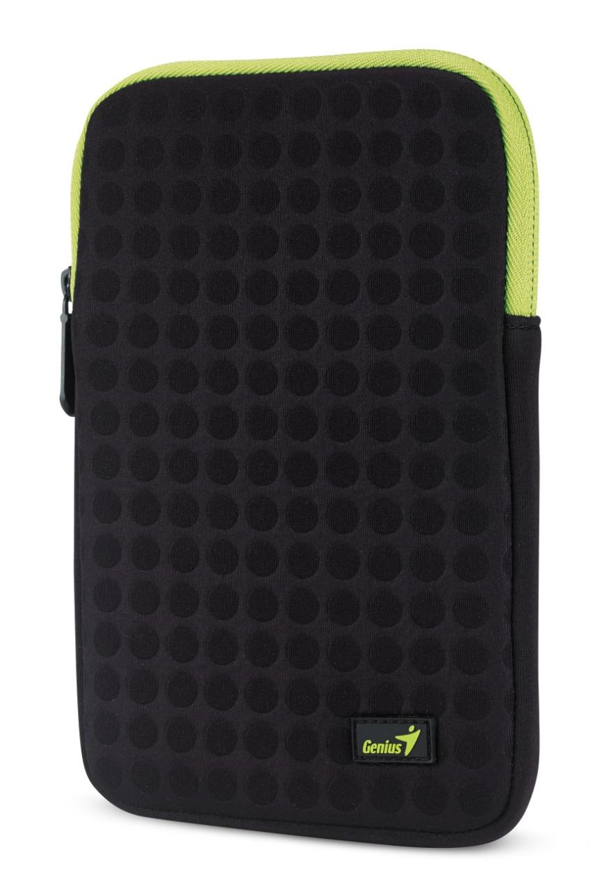 Wholesale sleeve bag : gs-721 portable bubble sleeve, polister, black green