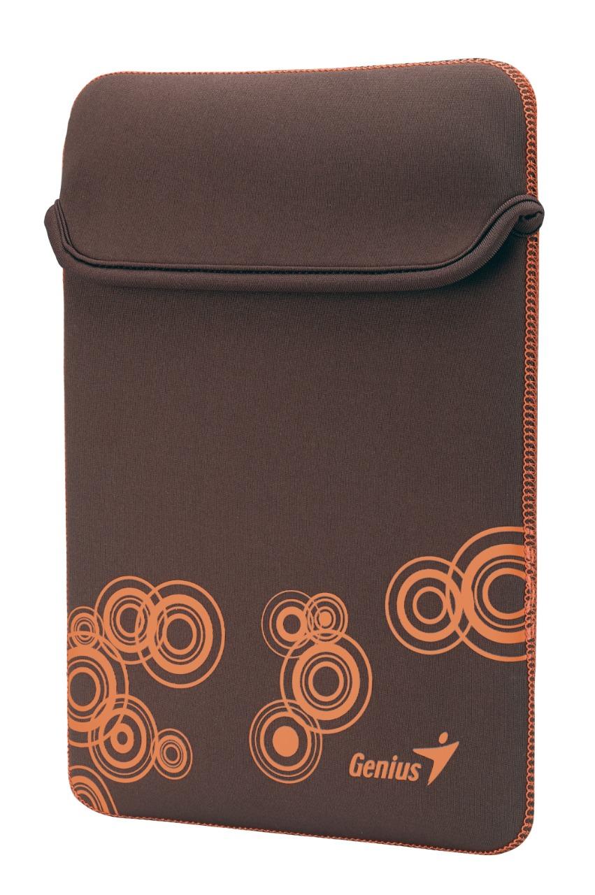 Wholesale sleeve bag: gs-1001 waterproof polyester bag, brown orange
