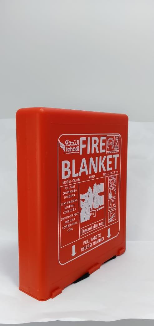 Tahadi fire blanket 1.2x1.2 mr lpcb