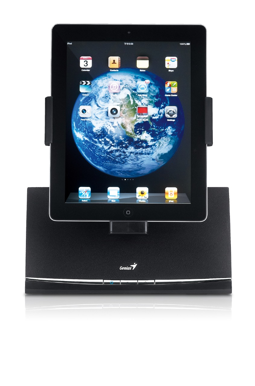 WHOLESALE SPEAKER : SP-i600 iPad Docking Speaker System_3