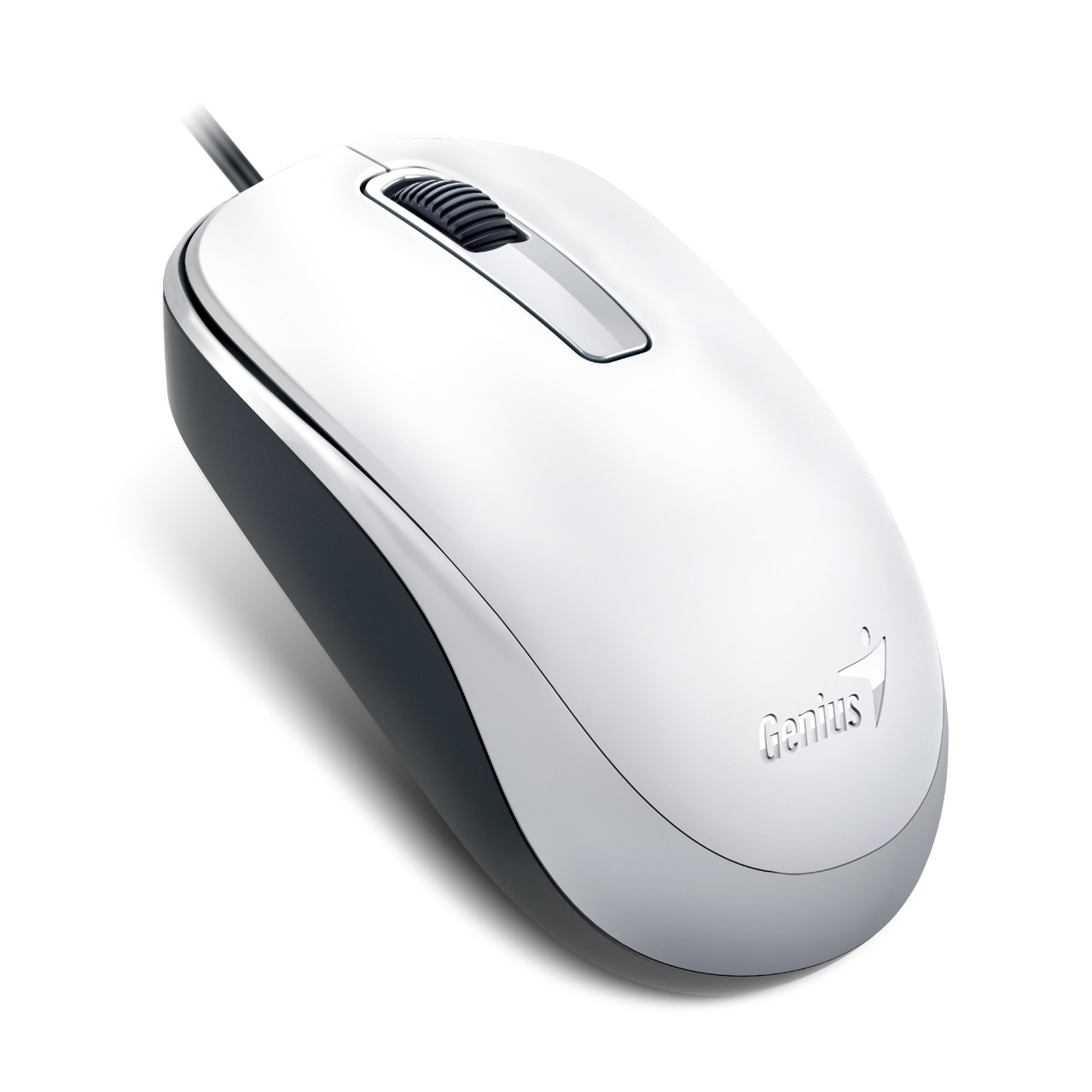 WHOLESALE MOUSE : DX-125, COMFORT USE, 3 BUTTON SCROLL USB,1000 DPI USB,WHITE_2