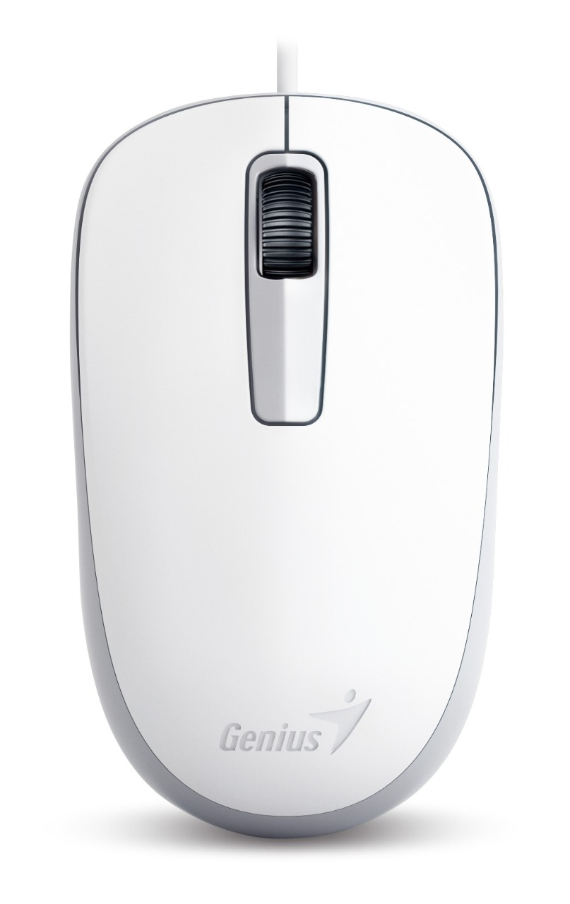 WHOLESALE MOUSE : DX-125, COMFORT USE, 3 BUTTON SCROLL USB,1000 DPI USB,WHITE_3