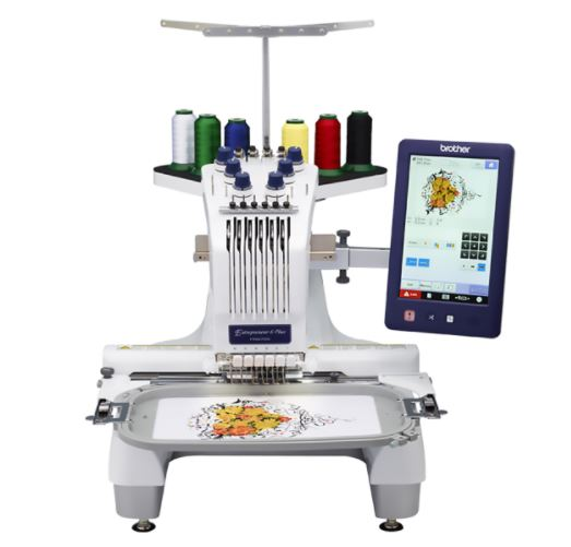Brother pr670ec commercial embroidery