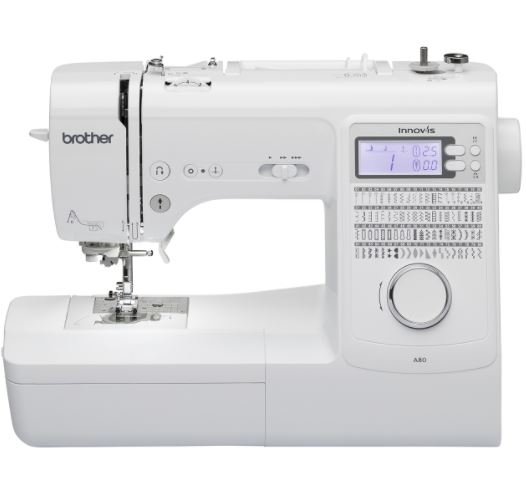 Brother innov-is a80 computerized sewing