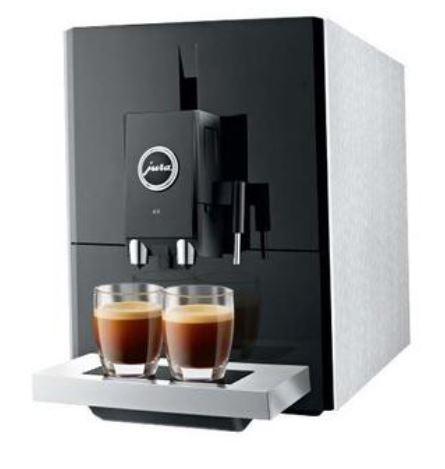 Jura a9 automatic coffee machine, black 15151