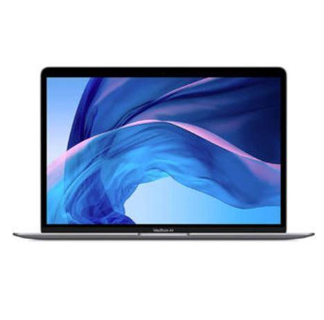 Apple mwtj2 macbook air 13.3 inch i3, 8gb, 256gb ssd, macos - space gray