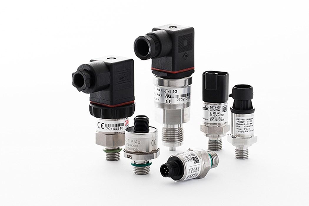 Danfoss pressure switchs & transmitters