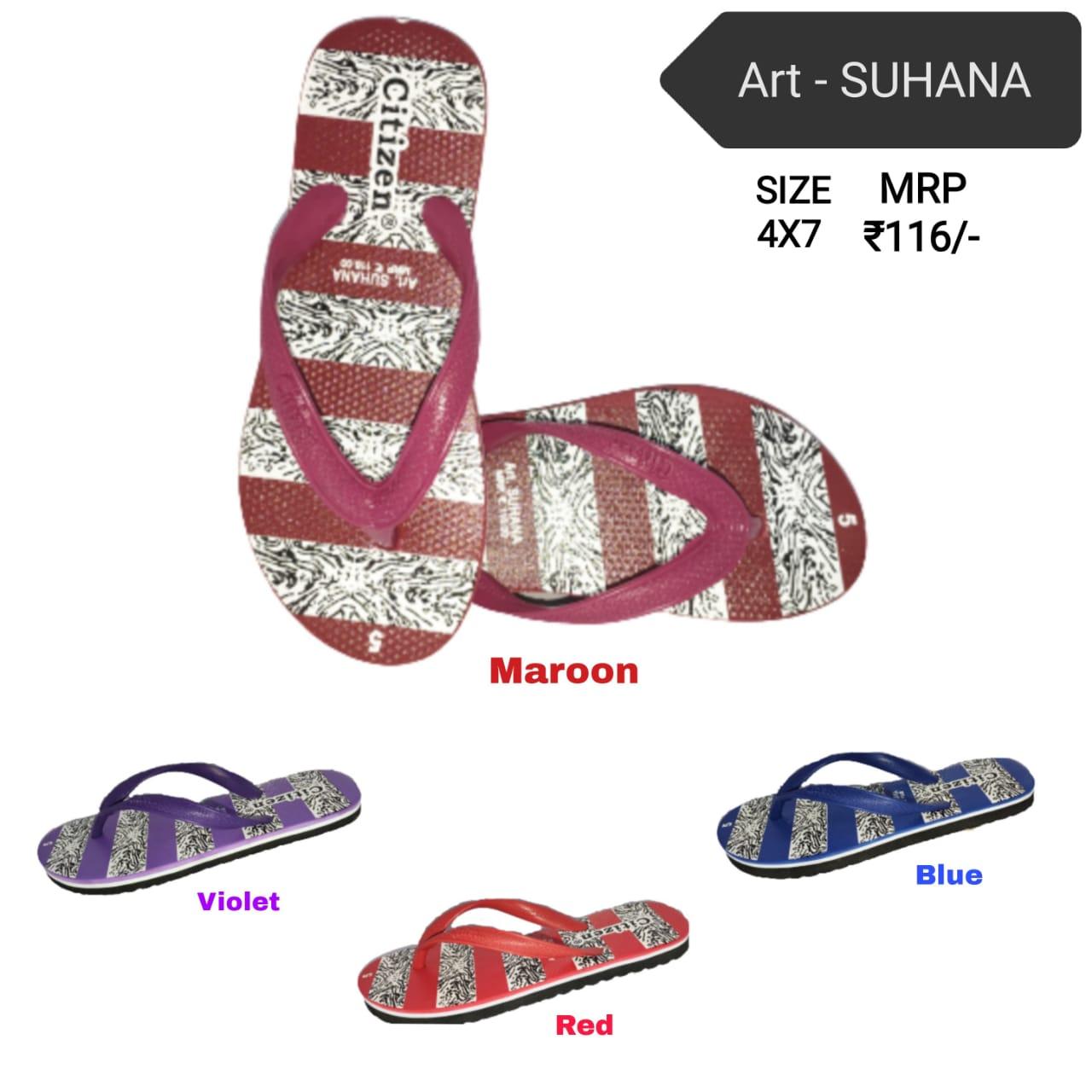 Citizen ladies hawai - suhana ladies slippers