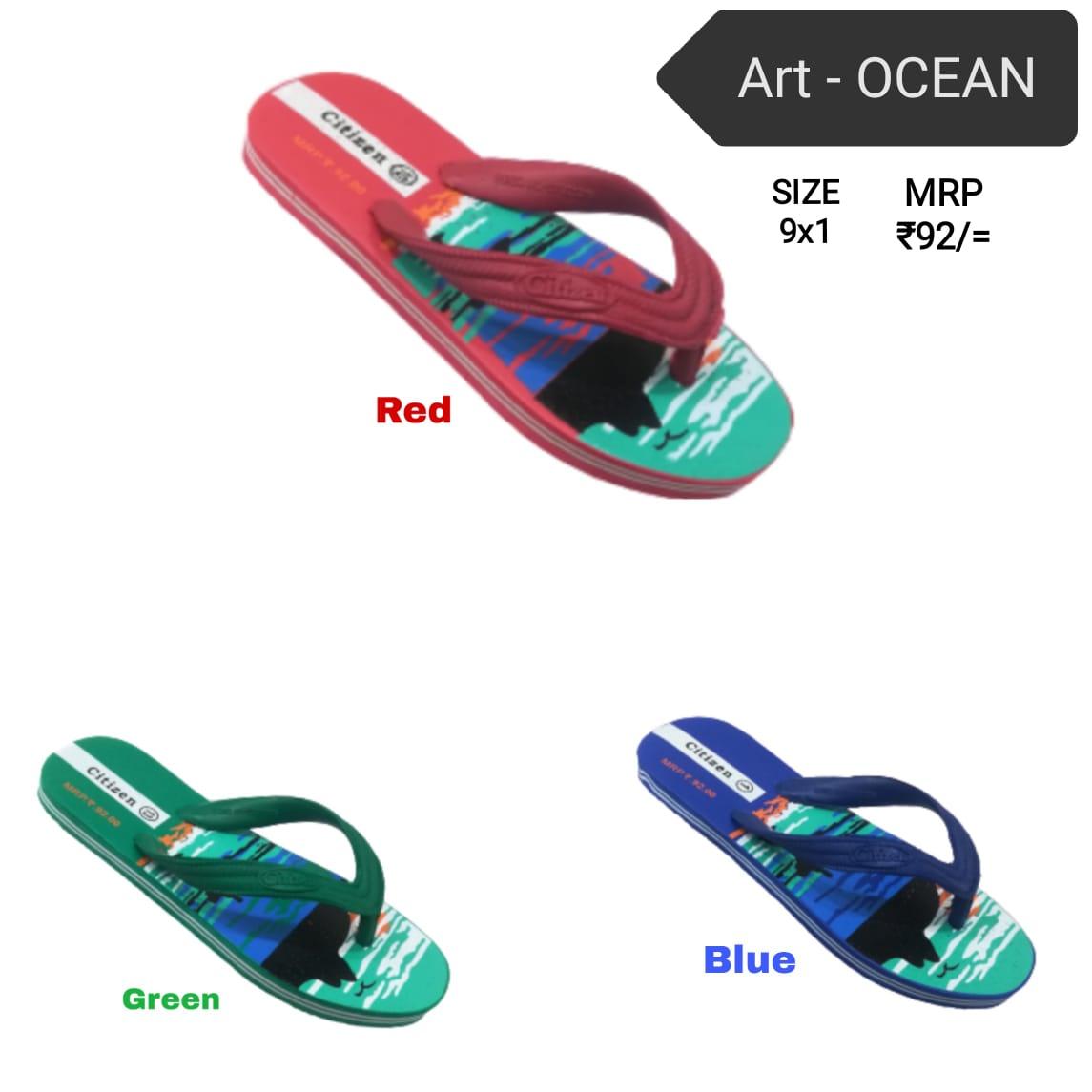 Citizen kids hawai - ocean kids #slippers #hawaichappal