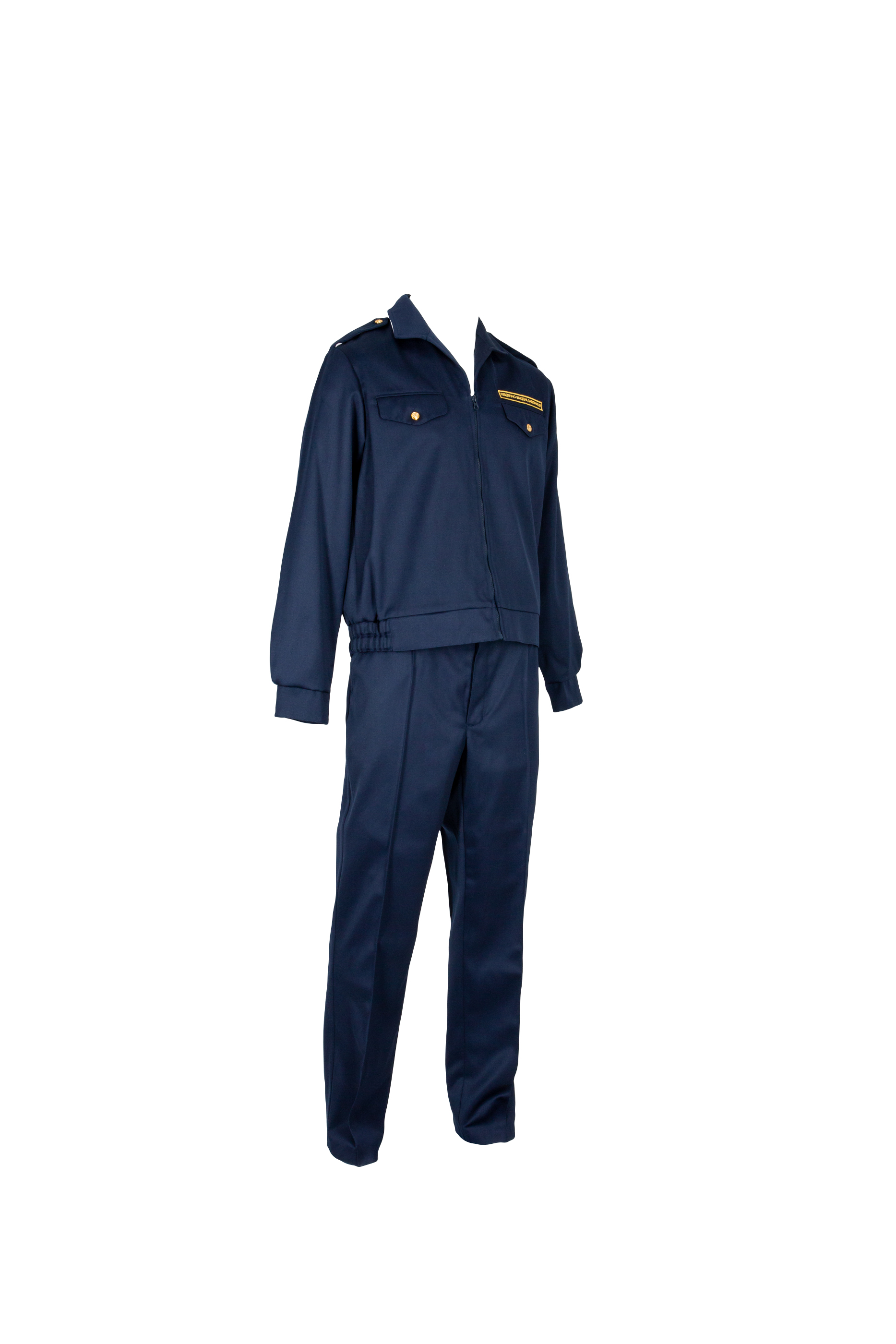 Police, pilots, oil and gas workers uniforms, medical cloth, firefighters wear