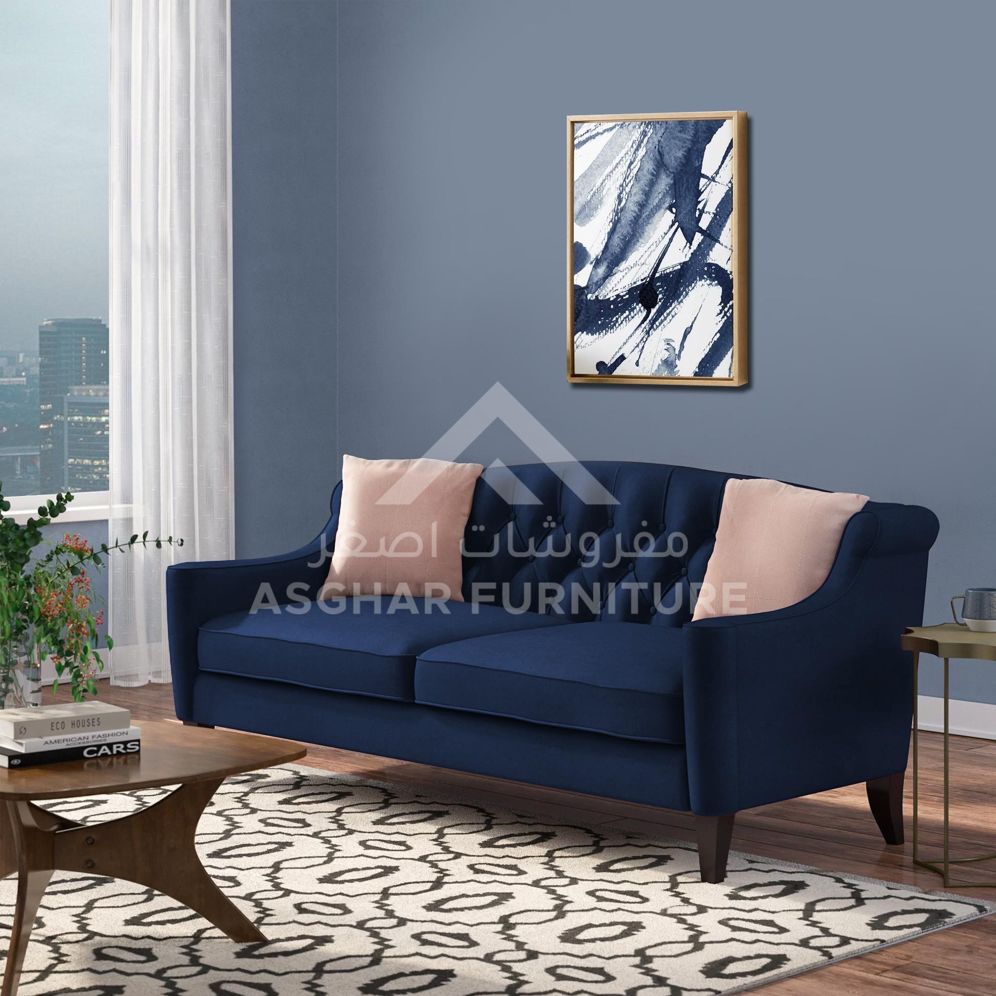 Vince recessed arm sofa | sofa furniture online