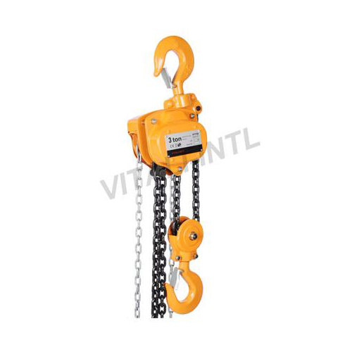 Chain block vit-ii