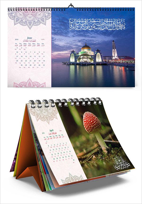 Desk Calendar Printing_5