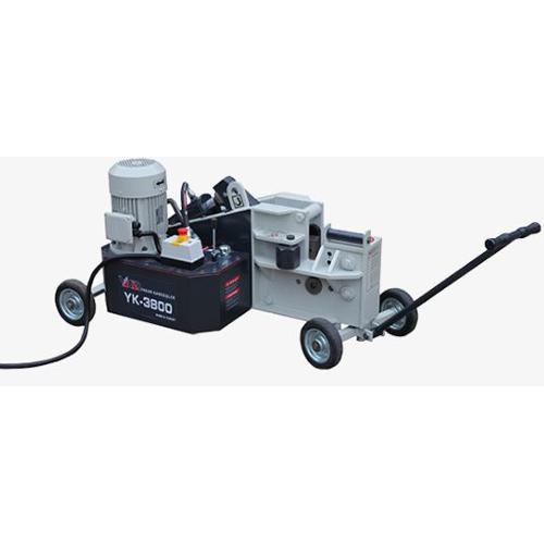 Yk 3800 hydraulic iron cutting machine