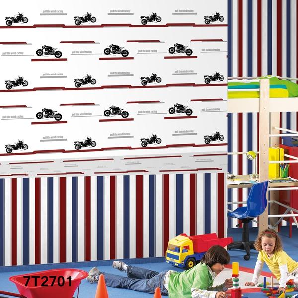 Non-woven wallpaper - 7t2701