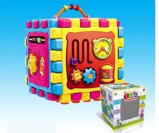 Ksl230269  6 in 1 educational toys